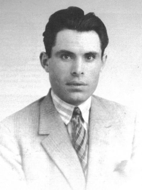 Durruti-portrait